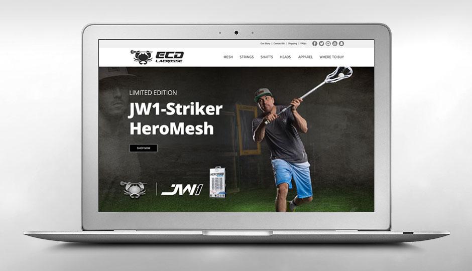 ECD Lacrosse website