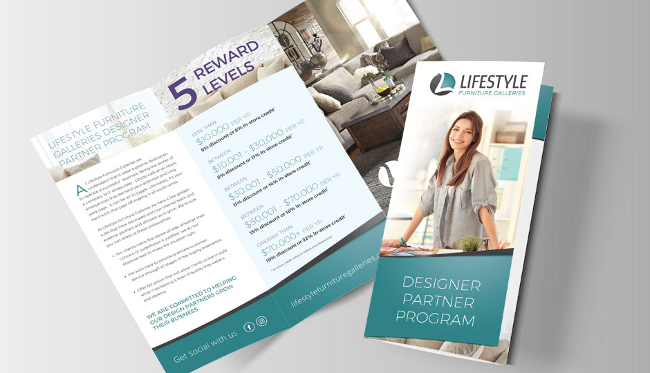 Lifestyle Furniture Galleries flyers